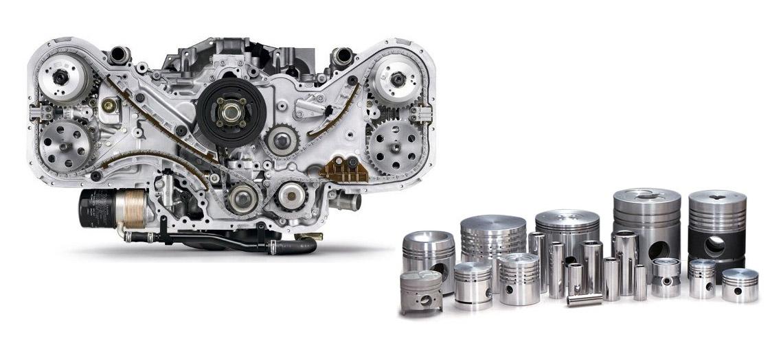 Pistoni Su Misura.Ricambi Motore Distributore Ingrosso Per Auto Moto Trattori